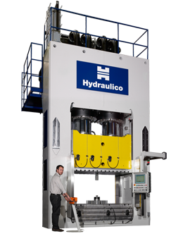 Hydraulico 270 Blanco Press