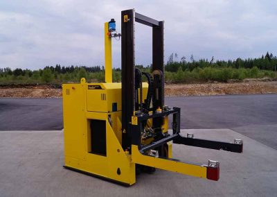 AGV – Automated Guided Vehicle