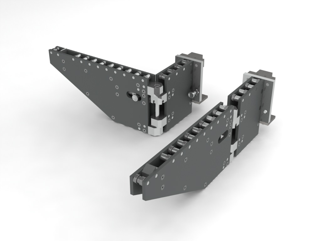 Bolster-Extension-Die-or-Tool-Change-rail-3-ton-Double-Hinge