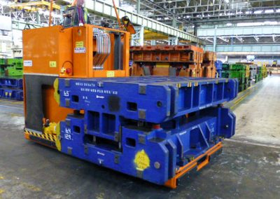 Die and Mould Handling