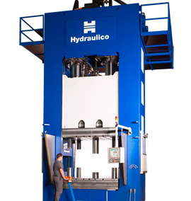 Hydraulico Triple-acting Press