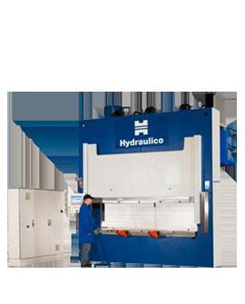 Hydraulico Cubic Hydraulic Press